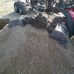 Lopata na zeminu