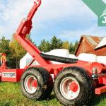 traktorové nosiče kontajnerov Bigab 10-14 G2