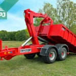 traktorové nosiče kontajnerov BIGAB 12-15 G2