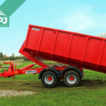 traktorové nosiče kontajnerov Bigab