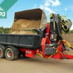 traktorový nosič kontajnerov Bigab