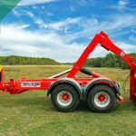traktorový nosič kontajnerov BIGAB 12-15 G2
